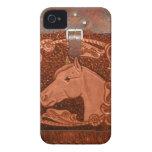 """Horse"" Western Blackberry Case"