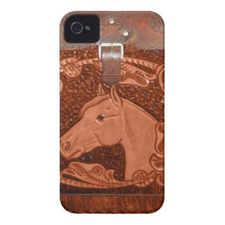 """Horse"" Western Blackberry Case"