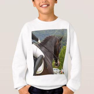 Horse with Raising Sweatshirt
