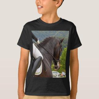Horse with Raising T-Shirt