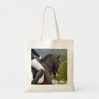 Horse with Raising Tote Bag