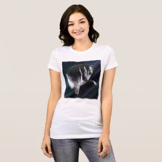 Horse Women's Bella+Canvas Jersey T-Shirt