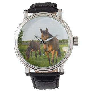 Horse Wrist watch