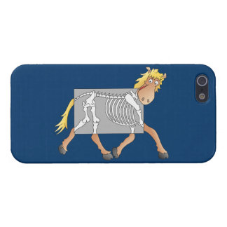 Horse x-ray case for the iPhone 5