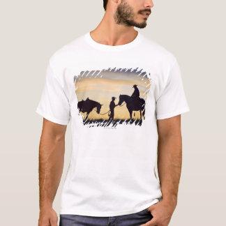 Horseback riders 11 T-Shirt
