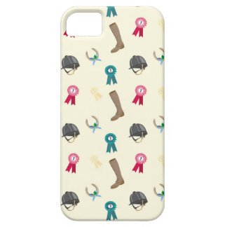 Horseback Riding in a modern style Case For The iPhone 5