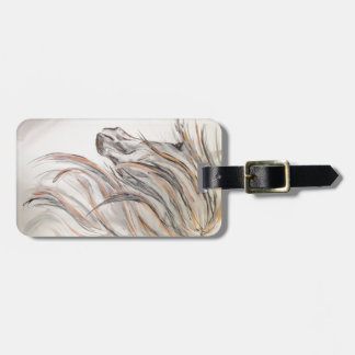 Horsehead Luggage Tag