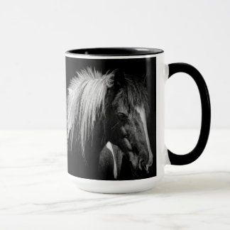 Horsehead mug