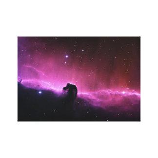 Horsehead Nebula Barnard 33 NASA Canvas Print