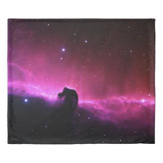 Horsehead Nebula Barnard 33 NASA Duvet Cover