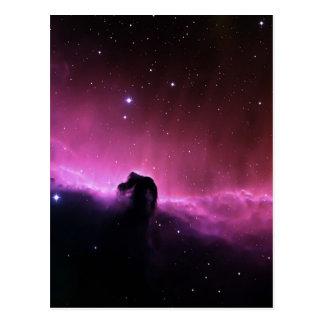 Horsehead Nebula Barnard 33 NASA Postcard