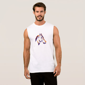 horseman sleeveless shirt