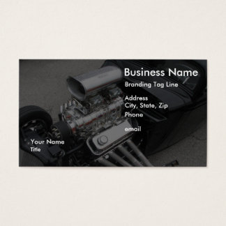 Horsepower Business Card