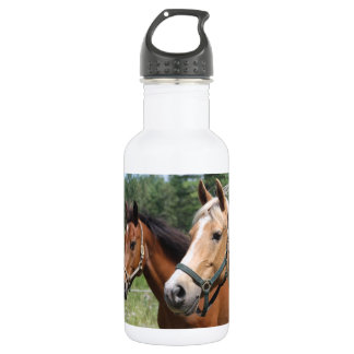 Horses 532 Ml Water Bottle
