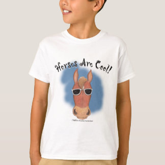 Horses Are Cool! T-Shirt