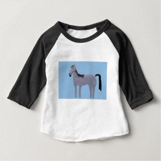 Horses Baby T-Shirt