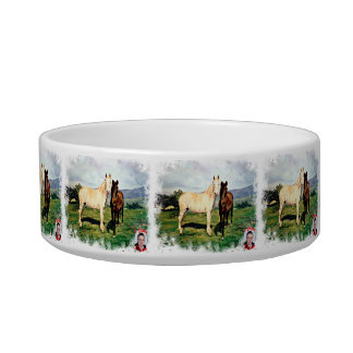 Horses/Cabalos/Horses Bowl