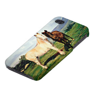 Horses/Cabalos/Horses Case For iPhone 4