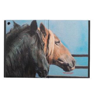 Horses/Cabalos/Horses iPad Air Cases