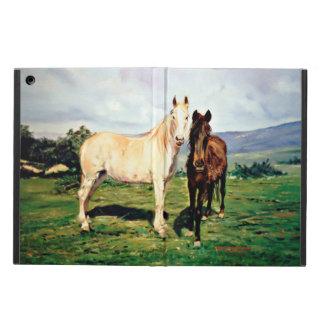 Horses/Cabalos/Horses iPad Air Cover