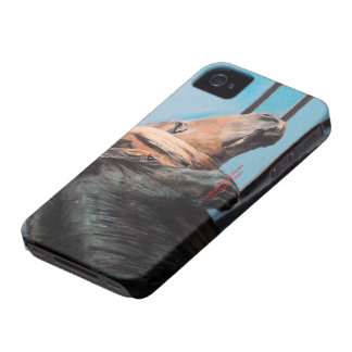 Horses/Cabalos/Horses iPhone 4 Case