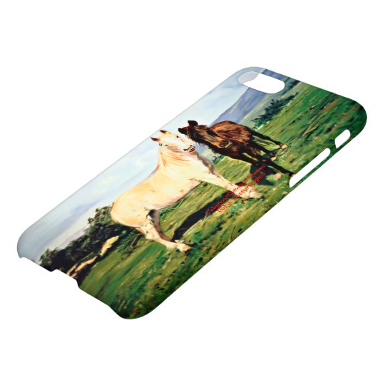 Horses/Cabalos/Horses iPhone 8/7 Case