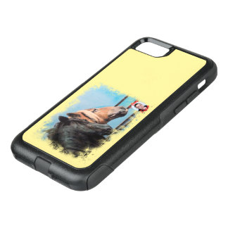 Horses/Cabalos/Horses OtterBox Commuter iPhone 8/7 Case