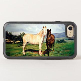 Horses/Cabalos/Horses OtterBox Symmetry iPhone 8/7 Case