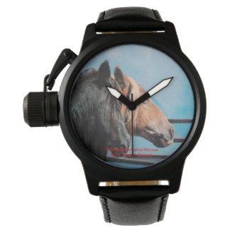 Horses/Cabalos/Horses Wrist Watch
