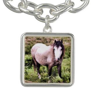 HORSES CHARM BRACELET