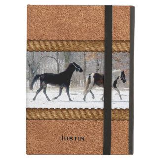Horses Custom iPad Air Case