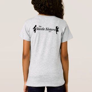 Horses, Flowers, Weapons - The Steele Sisters 2016 T-Shirt