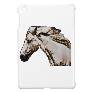 Horse's Head iPad Mini Case