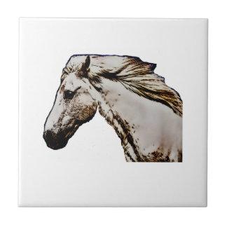 Horse's Head Tiles