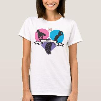 Horses Icon T-Shirt