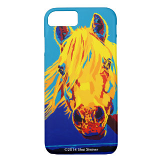 Horses in Primary iPhone 7 case