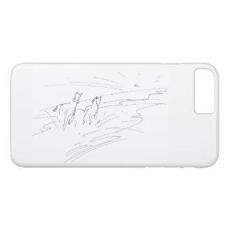 Horses iPhone 8 Plus/7 Plus Case