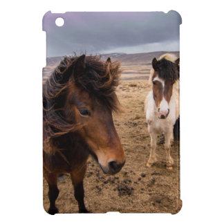 Horses of Iceland iPad Mini Cover