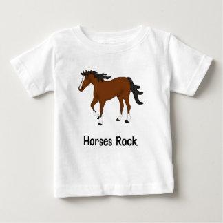 Horses Rock (bay) Baby T-Shirt