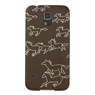 Horses Running Cases For Galaxy S5