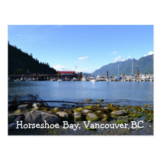 Horseshoe Bay1 Postcard