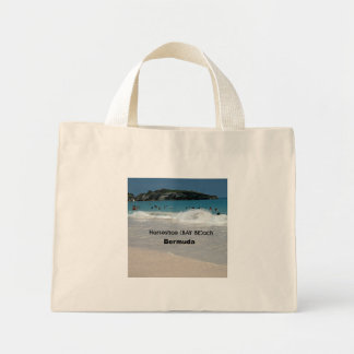 Horseshoe (BAY BEach) Bermuda Mini Tote Bag