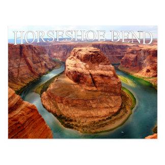 Horseshoe Bend Arizona Glen Canyon Postcard
