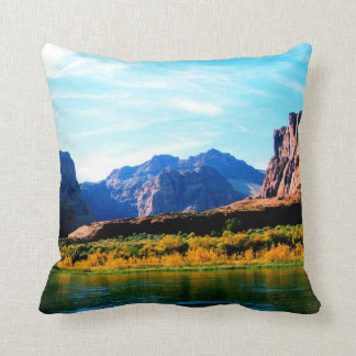 Horseshoe Bend Pillow