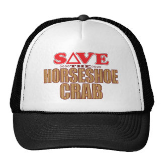 Horseshoe Crab Save Trucker Hat