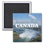 Horseshoe Falls Canada Travel Souvenir Magnet