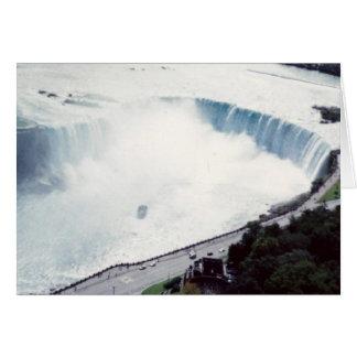Horseshoe Falls Niagara Scenic Note Cards