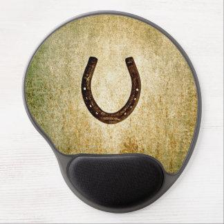 Horseshoe Gel Mouse Pad