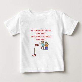 horseshoe joke shirts
