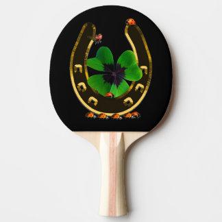 Horseshoe Ping Pong Paddle